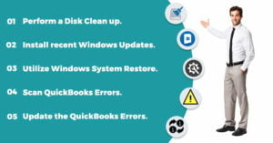 ways by which QuickBooks Error 30159 can be resolved