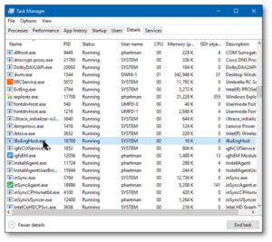 Close all the running QuickBooks version from task bar
