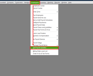 bring payroll updates so that QuickBooks Error 15241 could be removed