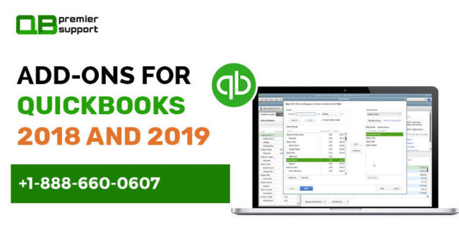Best 5 Add-ons For QuickBooks 2018 & 2019