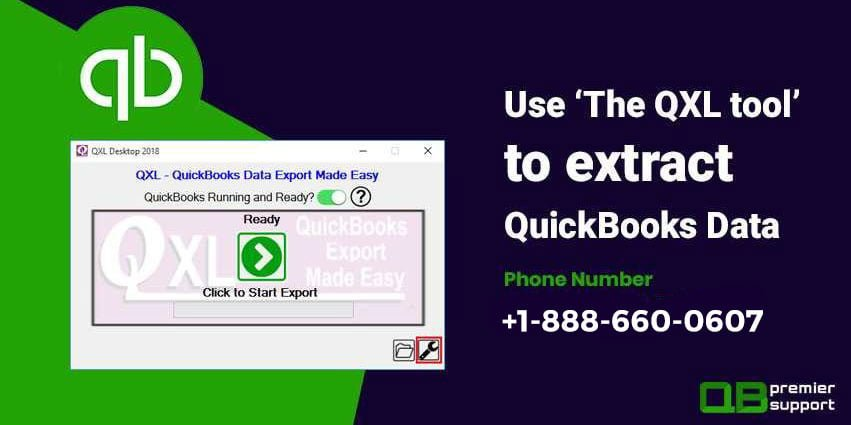 extract data from quickbooks